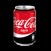 LATA CocaCola ZERO DELIVERY