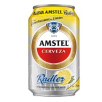 LATA Amstel Radler DELIVERY