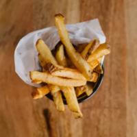papas fritas sal & vinagre