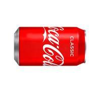 Lata Cocacola